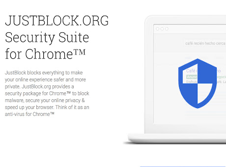 JustBlock Security