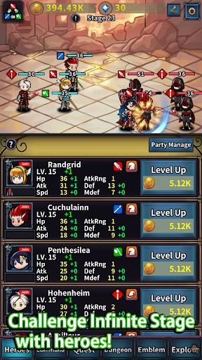 Rebirth Heroes 0.0.19 screenshots 2