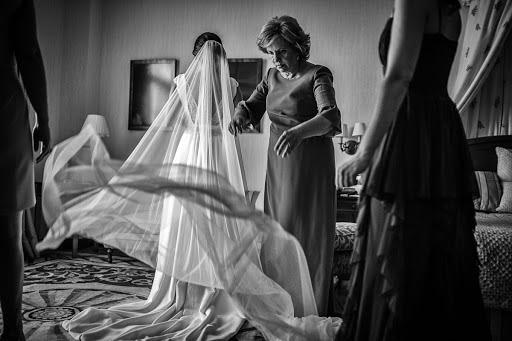 Fotógrafo de bodas Javi Calvo (javicalvo). Foto del 24.10.2017