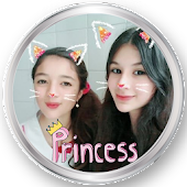 Cat Face filters & Stickers
