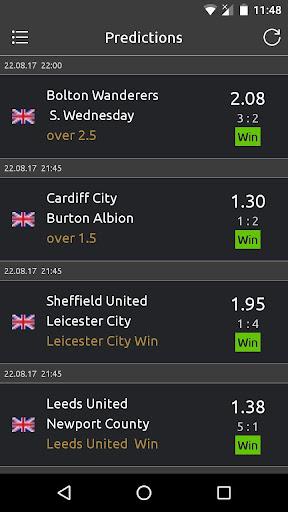 Bet Tips screenshot