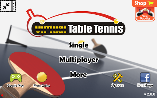 Virtual Table Tennis screenshots 11