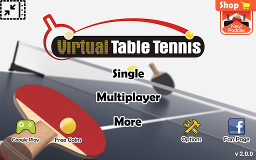Virtual Table Tennis 2.1.14 screenshots 11