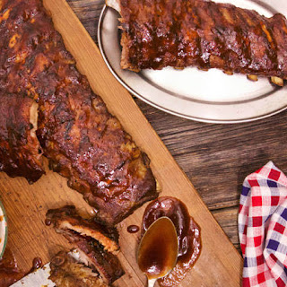 Katie Lee's Best Barbecue Ribs Ever