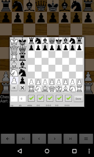 Chess for Android- screenshot thumbnail