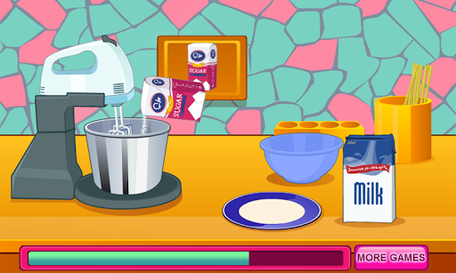 Cooking Cute and Sugary Shower Cake 1.0.0 screenshots 3