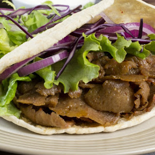 Fakeaway Slow Cooker Doner Kebab Recipe