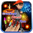 Crackers Touch Diwali Run icon