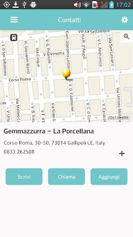android Gemmazzurra – La Porcellana Screenshot 4
