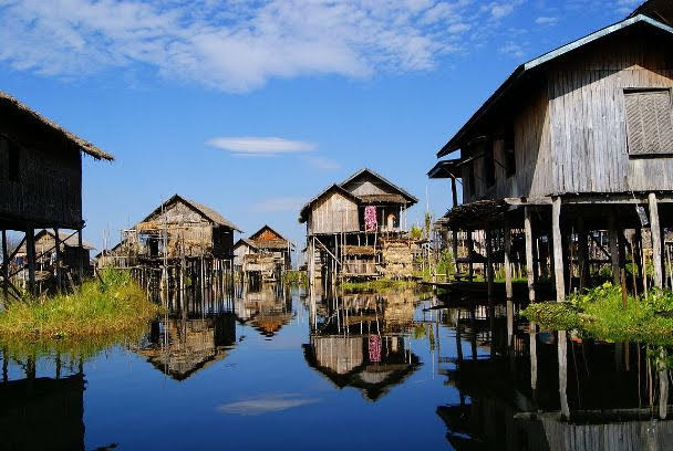 Ywama Village