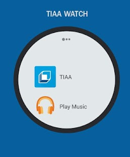 TIAA- screenshot thumbnail