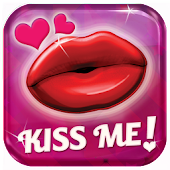 Kissing Lips Test Game