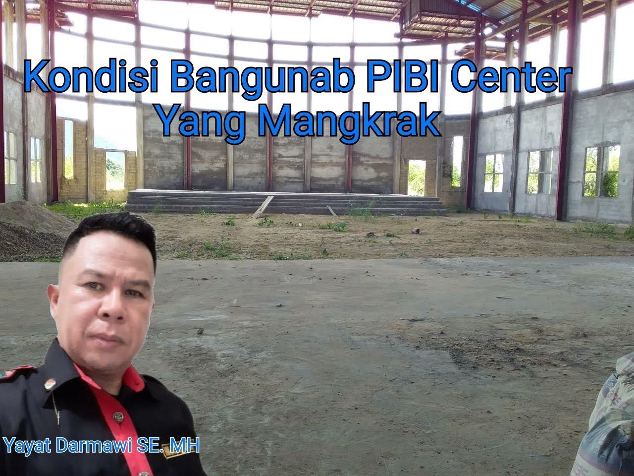 Korupsi 4 M PIBI Centre Bengkayang Jangan Nguap