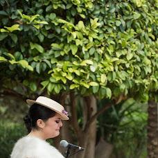 Wedding photographer Israel Diaz (video-boda). Photo of 27.11.2017