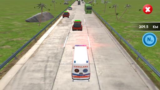 Télécharger Gratuit Ambulance: Driving City mod apk screenshots 3