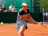 Elise Mertens zit in kwartfinales in tennistoernooi van Praag
