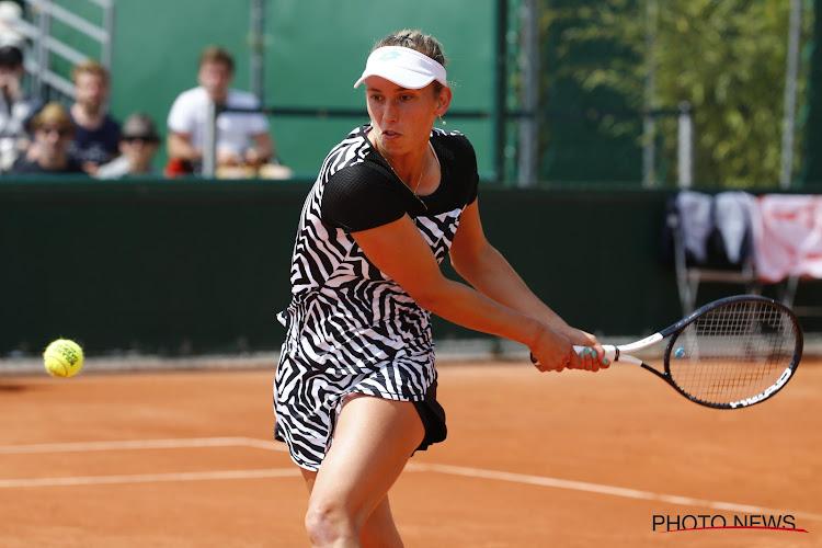Elise Mertens neemt de draad weer op na US Open en opent met overtuigende zege in Italiaanse hoofdstad