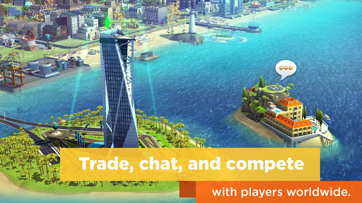 SimCity BuildIt screenshot 3