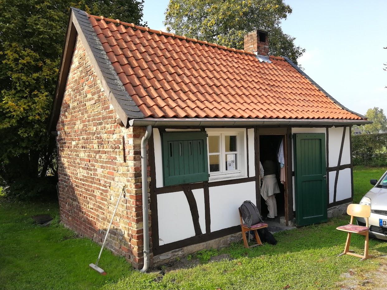 Erkrath historisches Backhaus