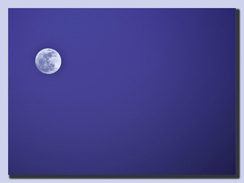 Photo: Blue Moon