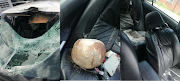 Amina Haffejee and her brother' Abdur Raheem' were in a car travelling from Umhlanga to Stanger when a boulder was dropped from a bridge, smashing through the windscreen and claiming both their lives. Criminals have been dropping rocks on vehicles in a bid to force the cars to stop, and become vulnerable to robbery.