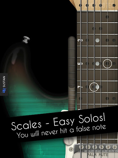 Rock Guitar Solo (Real Guitar) 1.0 screenshots 15