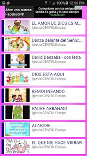 Vídeos infantiles cristianos - náhled