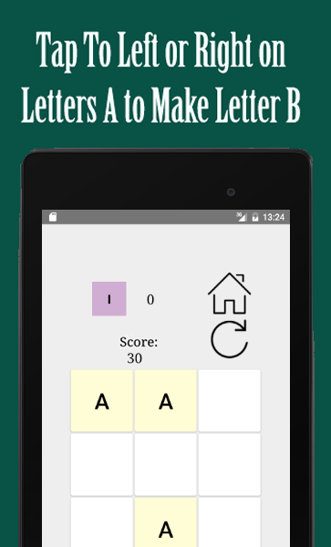 Collect Letter- screenshot