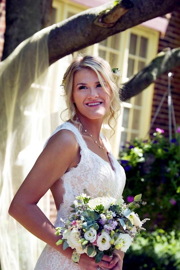 Kate's Wedding Day by Sandra Rust - Wedding Bride ( wedding photography, wedding day, #pixoto, wedding dress, bride and groom, bride )