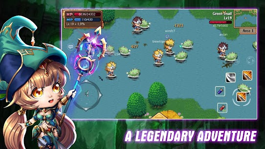 Knight and Magic – Kingdom of Chaos 2.2.1 APK Mod for Android 2