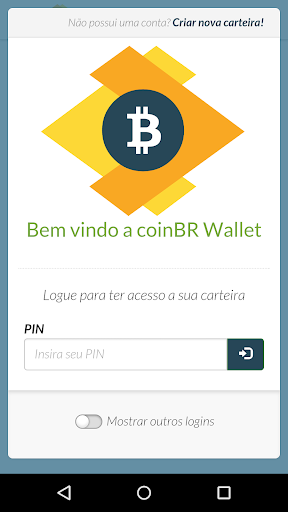 coinBR Wallet
