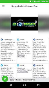 Bongo Radio - Channel One - náhled