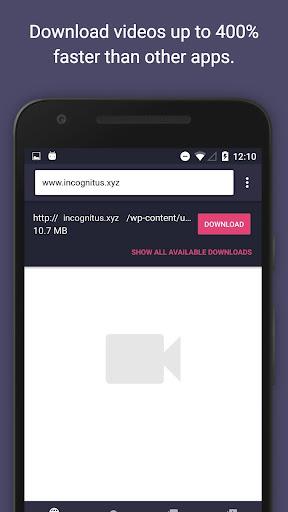 Video Downloader 1.3.0 screenshots 2