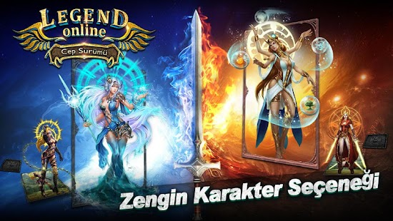 Legend Online - Türkçe- screenshot thumbnail