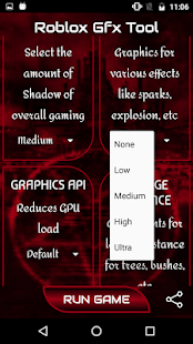 GFX TOOL FOR ROBLOX