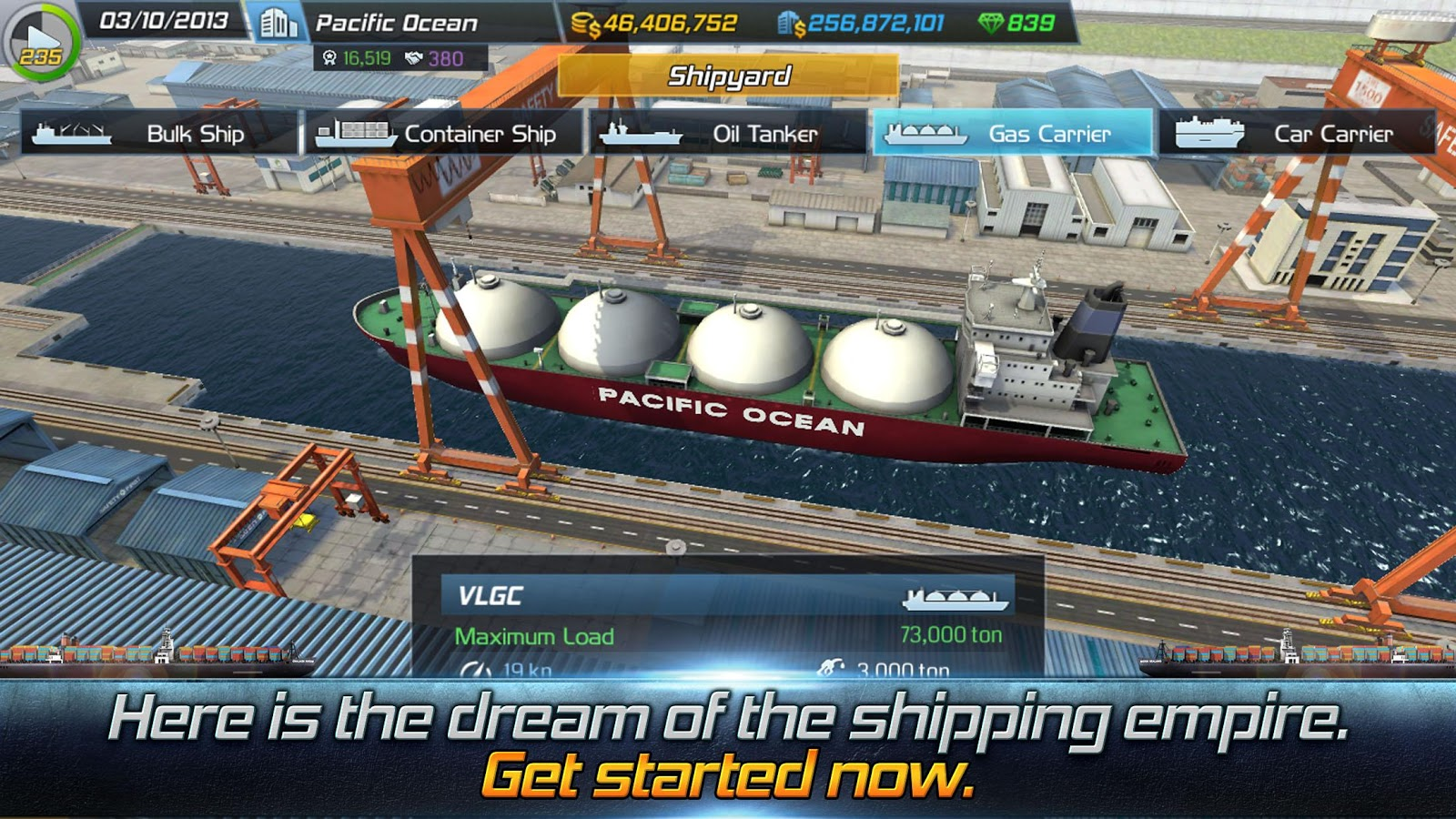 Ship Tycoon- screenshot
