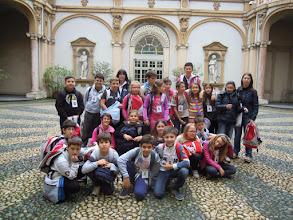 """Photo: 14/10/2014 - Scuola elementare """"Walt Disney di Nichelino"""" (To). Classe V C."""