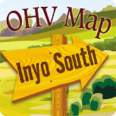 CTUC Inyo NF South OHV Map