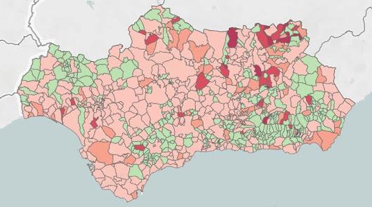 Nochebuena y Navidad dejan más de 300 casos y cuatro fallecidos en 30 pueblos
