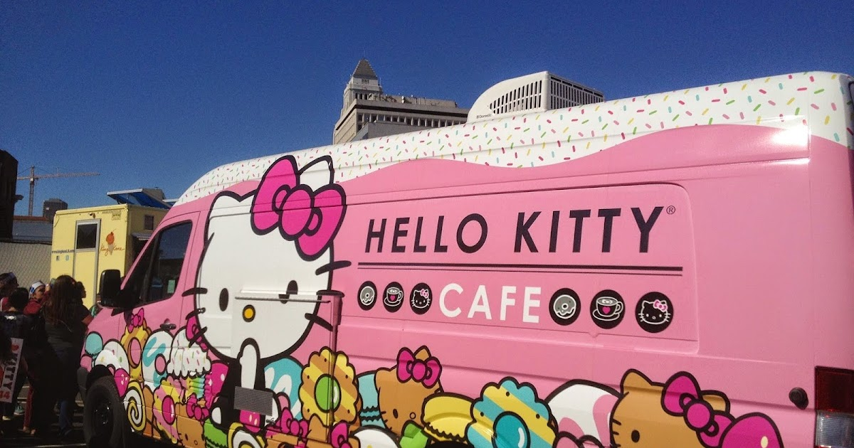 California welcomes their first upcoming Hello Kitty Cafe