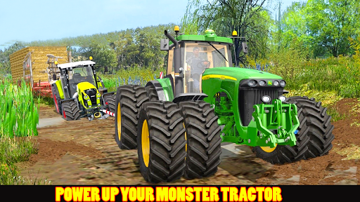 Tractor Pull & Farming Duty Game 2019 1.0 screenshots 9