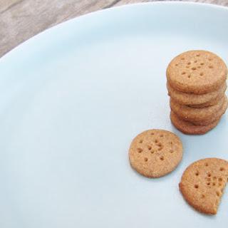 Mini Rosehip Graham Crackers