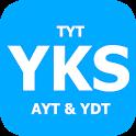 YKS TYT AYT YDT Testleri Çöz Çıkmış Sorular Deneme icon