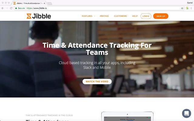 Jibble: Time & Attendance Tracker