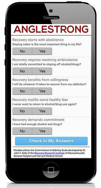 ANGLESTRONG Addiction Recovery Management- screenshot