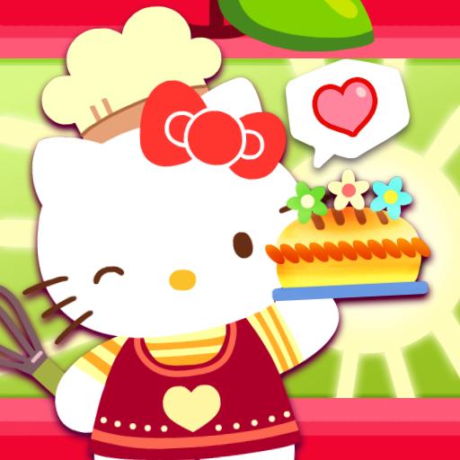Hello Kitty's Pie Shop