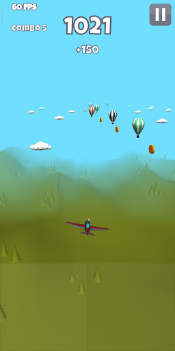 Airplane Run screenshot 2