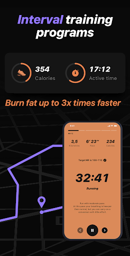 Weight Loss Running by Runiac screenshot 4