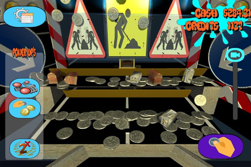 Penny Arcade Coin Dozer cash  screenshots 3