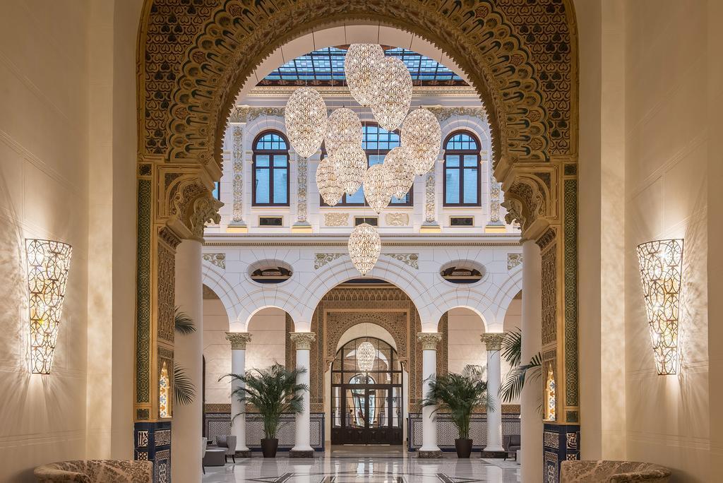 Interior: Hoteles Málaga Capital